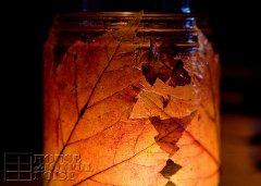 Borcan luminos