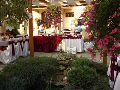 Nunta organizata de agentie