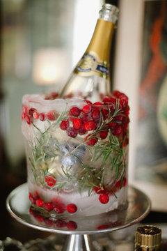 Ice bucket pentru nunta