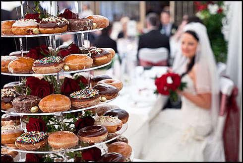 Gogosi la nunta