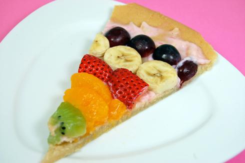 Pizza de fructe