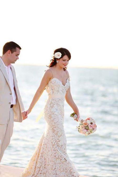 Nunta romantica pe plaja