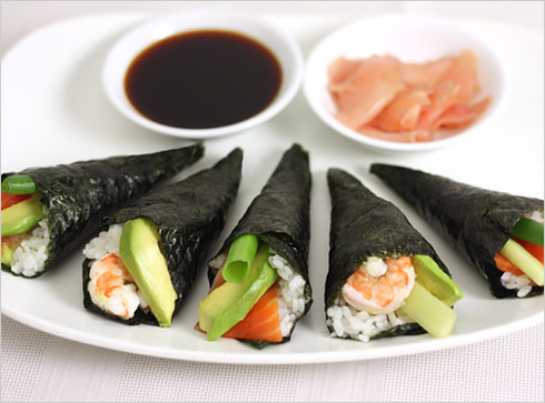 Rulouri de sushi