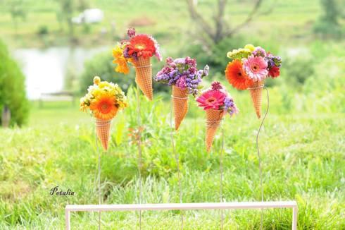 Decoruri florale de nunta