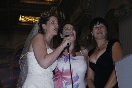 Karaoke la nunta