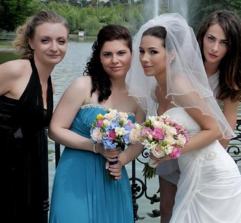 cum alege nasa buchetul de nunta