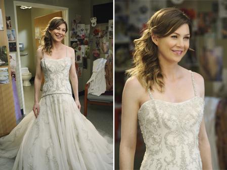 Meredith mireasa