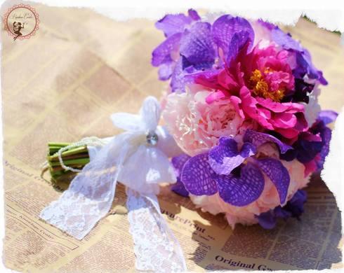 Buchetul nasei: flori si culori
