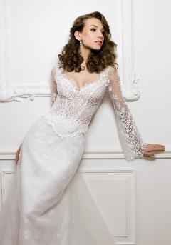 Rochie de mireasa din dantela