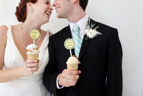 Inghetata la nunta