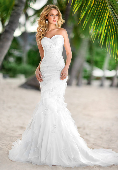 Nunta glamour pe plaja