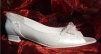 Balerini de mireasa Stefana Shoes