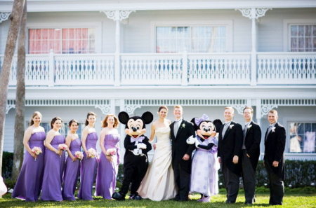 Nunta magica in stil Disney