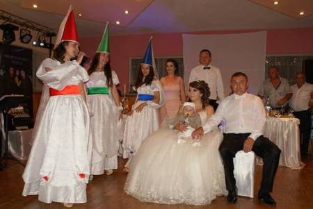 Ursitoare la nunta