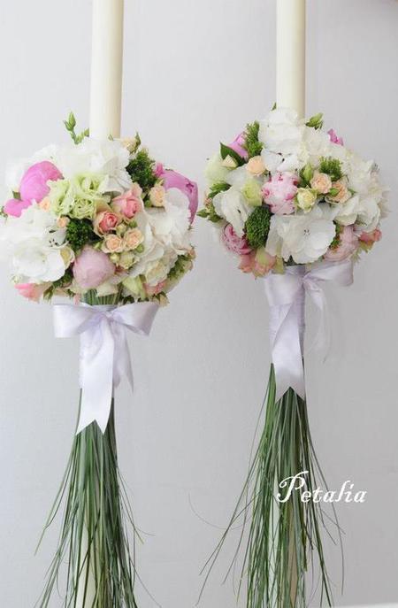Lumanari de nunta