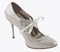 Pantofi de mireasa Daniel Dutulescu