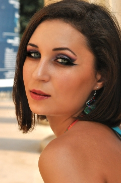 Anca Stanciu, Make-up Artist