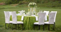 Petrecere de nunta in aer liber