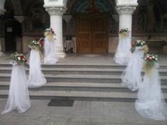 Stalpisori pentru nunta