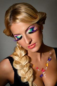 make-up Renata Abdullaeva