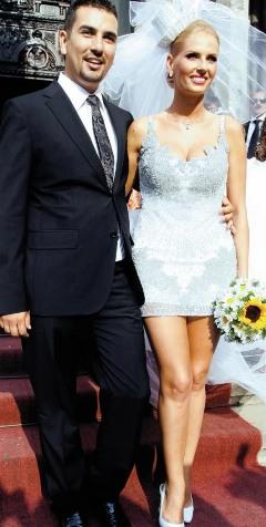Andreea Banica si Lucian Mitrea