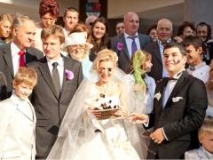 Fluturi la nunta