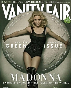 Mireasa cu stil - Atitudine Madonna