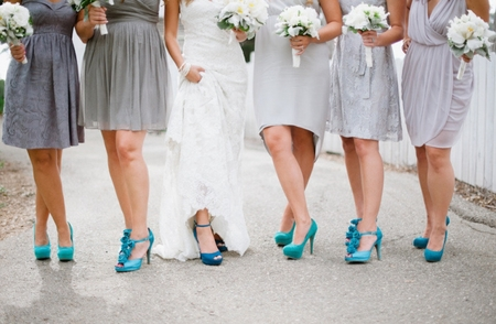 Sandale in tendinte pentru nunta