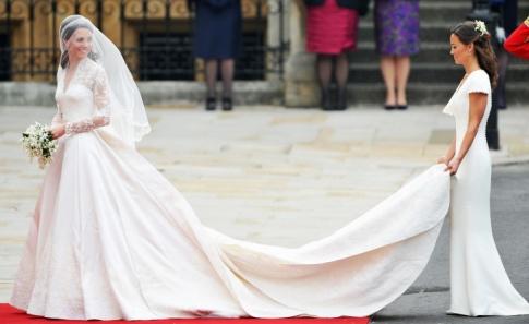 Nunta printesei Kate Middleton