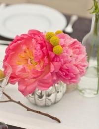 Flori pentru o nunta intima