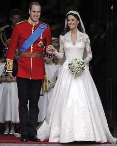 Printul William si Ducesa Kate Middleton