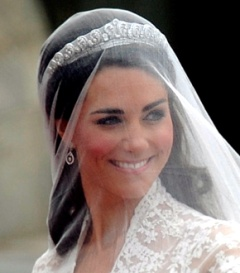 Kate Middleton mireasa