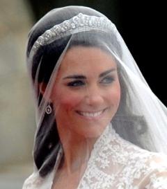 Kate Middleton mireasa