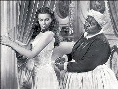 Scarlett O'Hara si corsetul