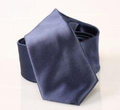 Cravata albastra slim