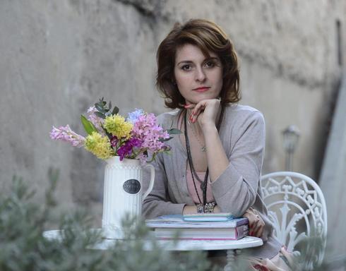 Carmen Baboian, designer florist