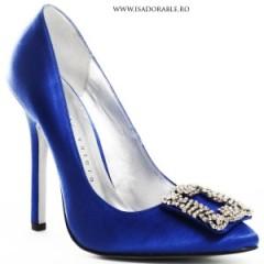 pantofi mireasa colorati