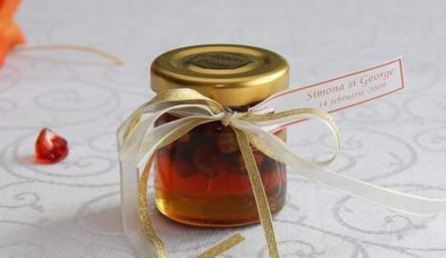 marturie de nunta borcanel cu miere