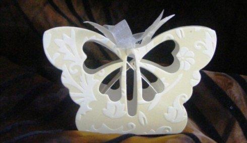 marturie nunta fluture