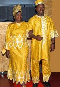 rochia de mireasa in africa