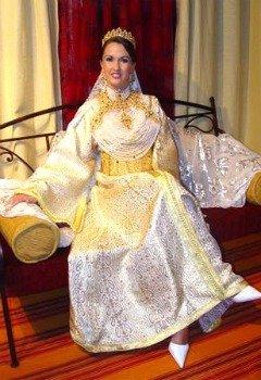 rochia de mireasa in maroc