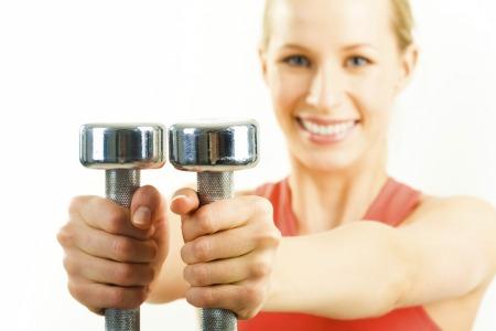 poza exercitii cu greutati