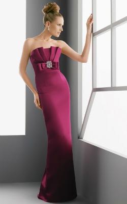 rochie in culori tari