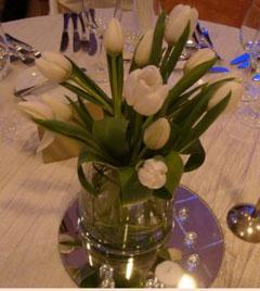 aranjamente florale nunta 2012