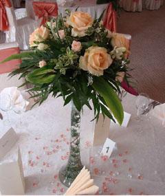 aranjamente florale trandafiri