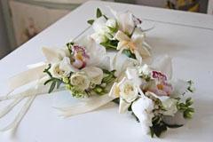 cocarde nunta naturale