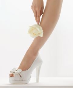 pantofi cu platforma mireasa