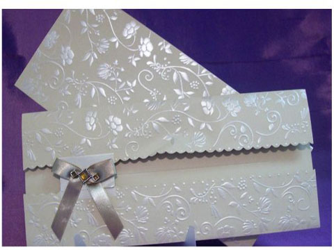 invitatie nunta ivoire