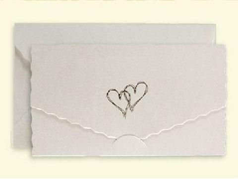 invitatii de nunta cu design minimalist