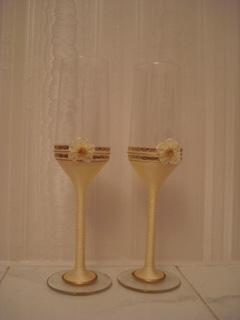 pahare de nunta